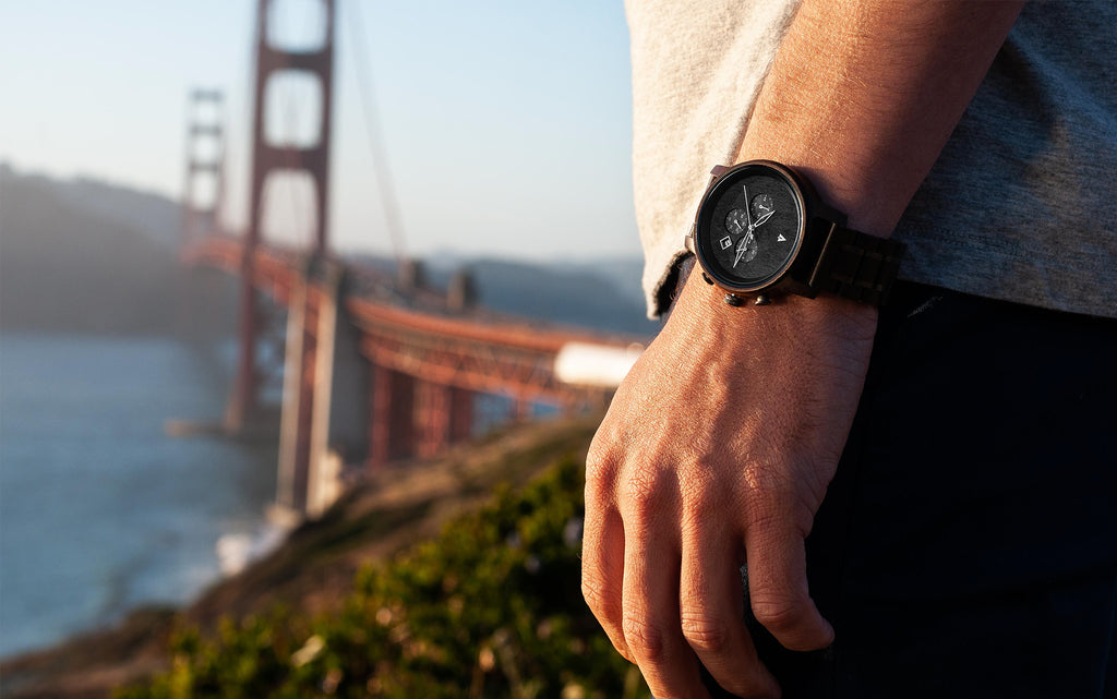 Discover the North: Our Most Ambitious Collection Yet | Best Wooden Chronograph Watch
