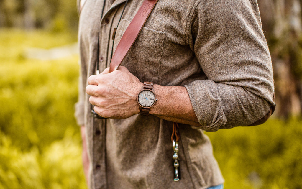 People of Treehut: Adventures and Dreamscapes with Zach Alvidrez | A Wooden Watch For New Adventure