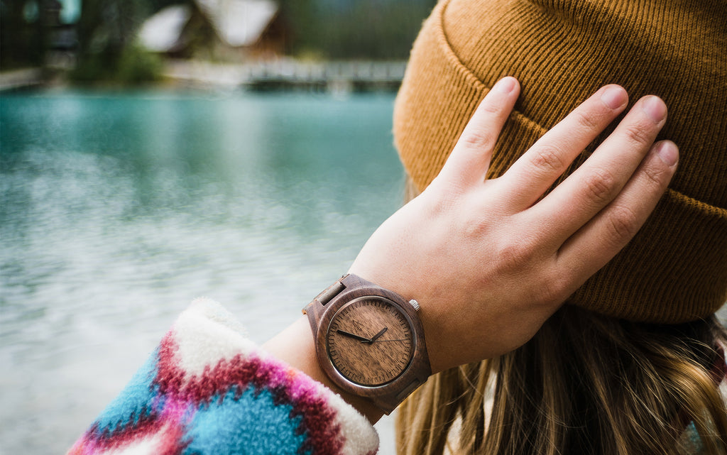 People of Treehut: Creator and Artist Rustic Bones | Personalized Wooden Watches