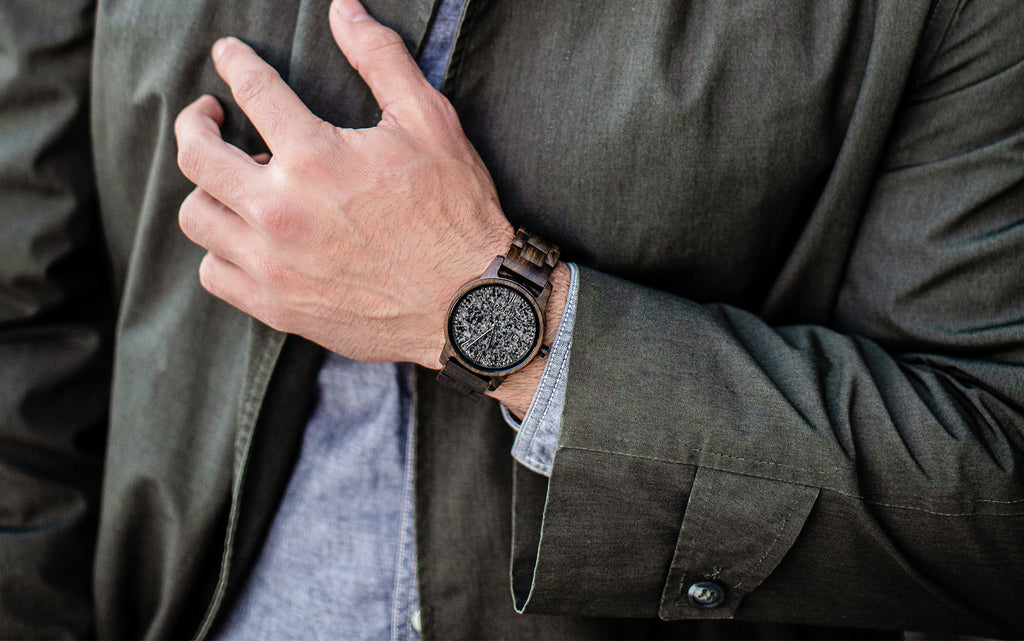 Best Wood and Marble Watches For Him