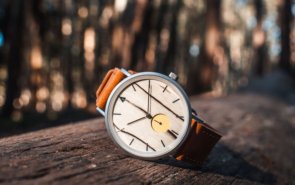 Classically Slim, Classically Cool Watches From Treehut