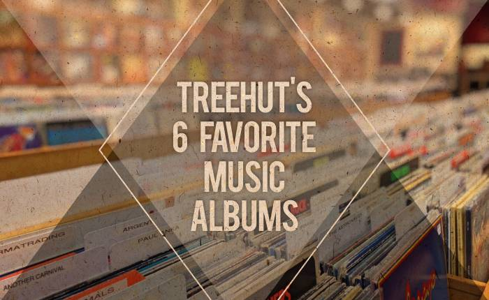 Treehut's 6 Favorite Music Albums | Engrave Your Words On A Wooden Watch