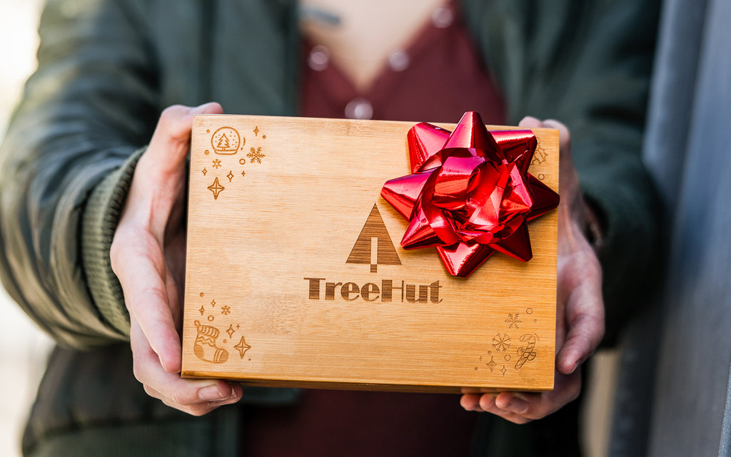 Selecting A Treehut Wood and Marble Watch