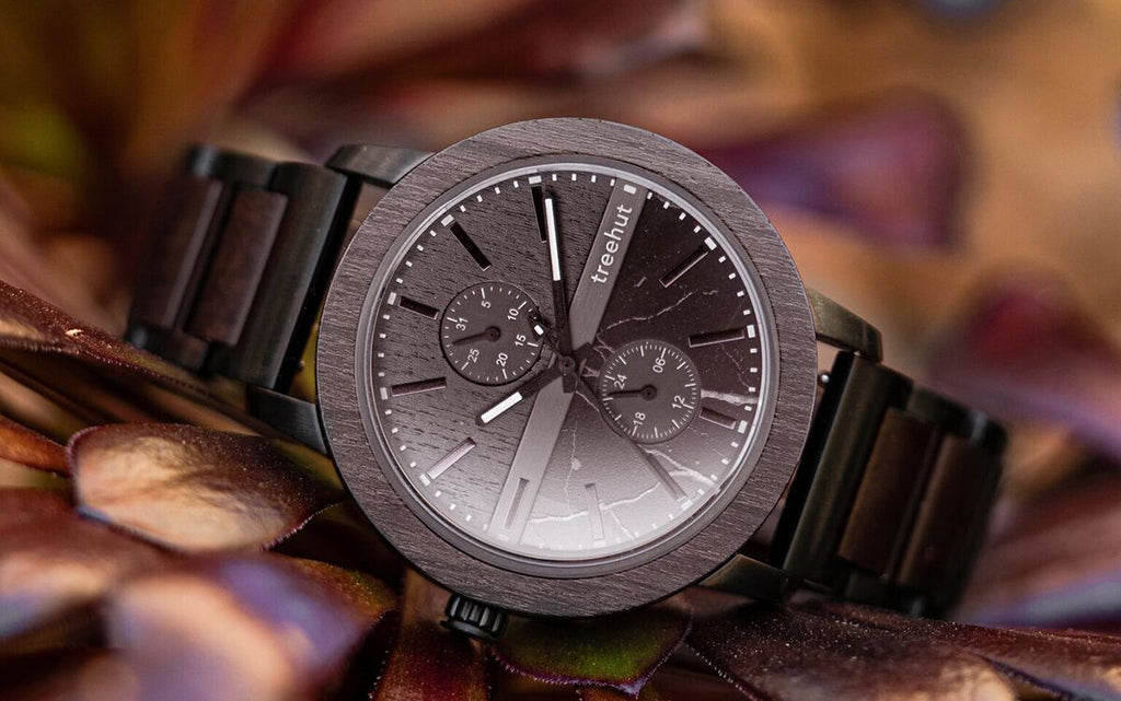 The New TAO Collection | Dual Dial Watch For Men