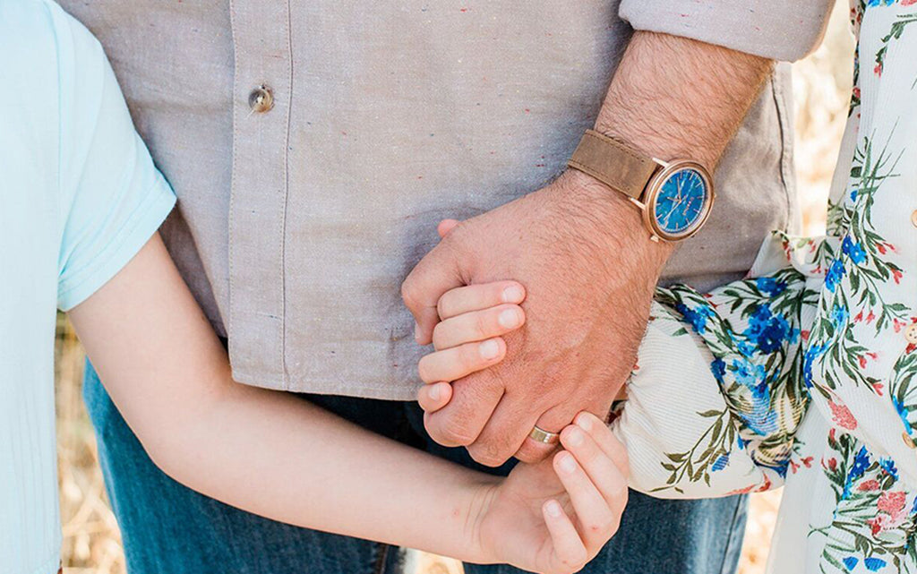 Gift Ideas For Any Kind Of Dads | Affordable Wooden Watches For Men