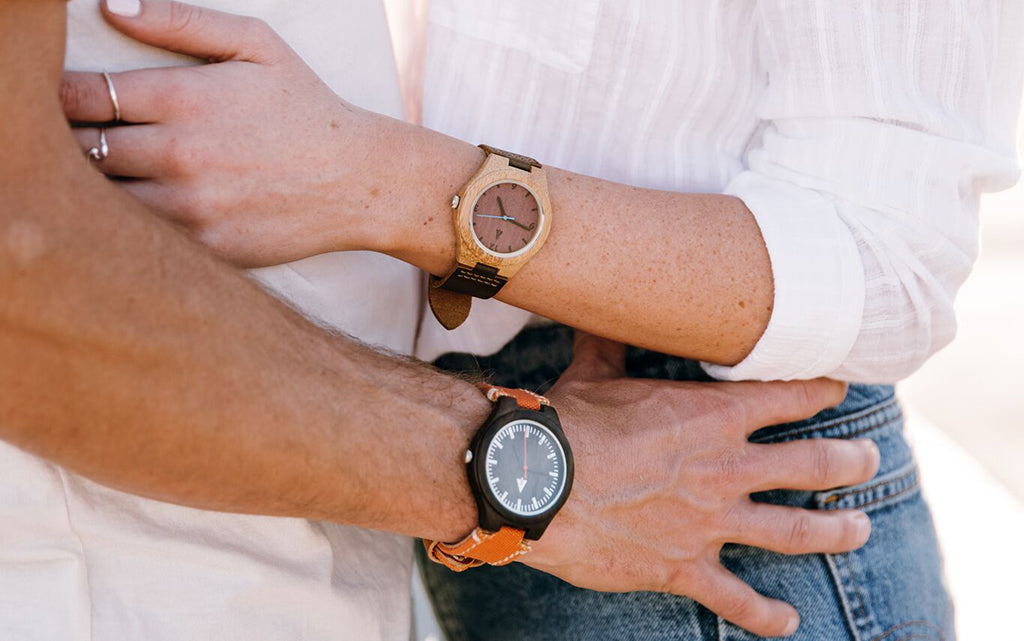 Wooden Watch Holiday Gifts | Best Holiday Accessories For Him and Her