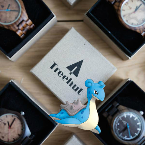 Tree Hut Accidentally Ships Out Pokemon Instead of Wood Watches!