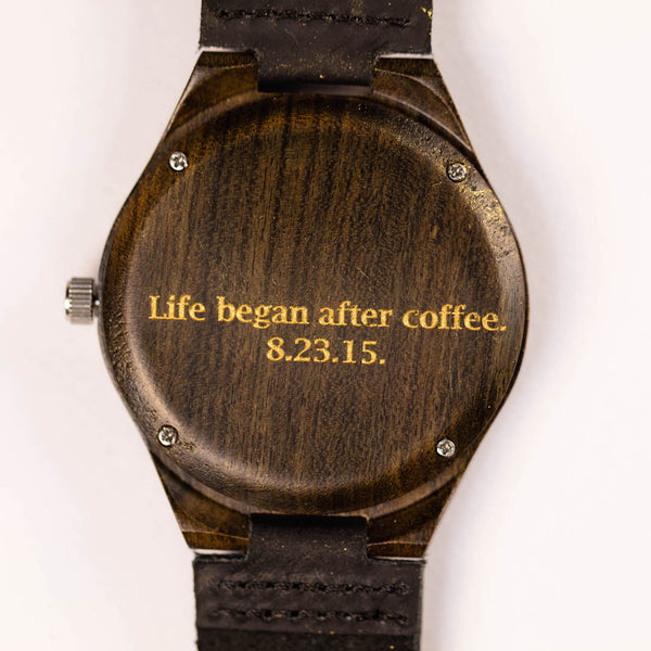 life began after coffee