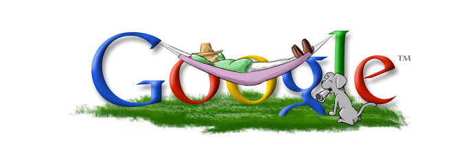 Father's Day 2005 Google Doodle