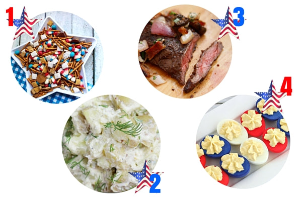 How to Host the Most Patriotic 4th of July Cookout | Recipes