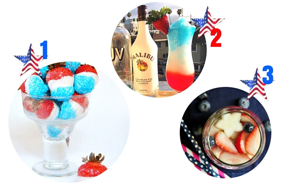 How to Host the Most Patriotic 4th of July Cookout | Alcohol Drink Recipes