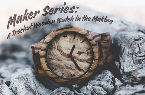 watch making series: how to make a treehutco watch