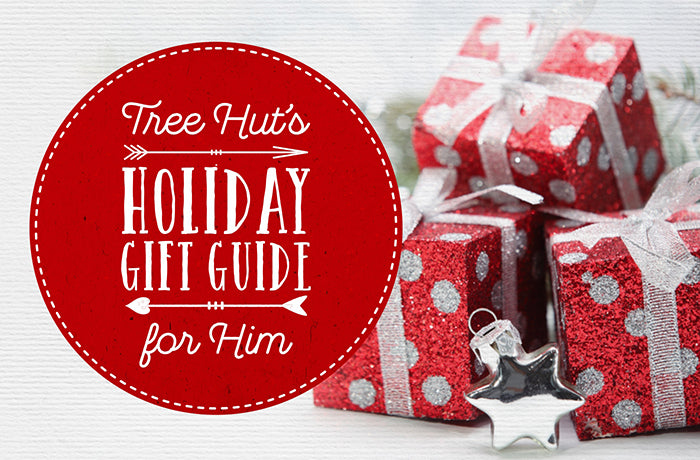 Tree Hut's Holiday Gift Guide for Him | Wooden Watches and Sunglasses