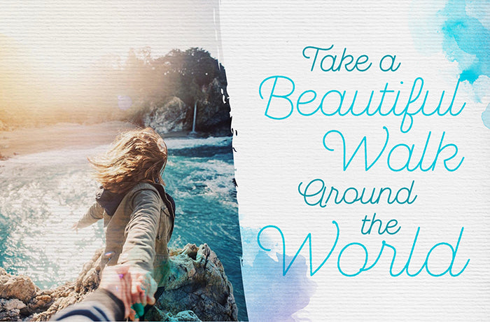 Take a beautiful walk around the world with Treehutco