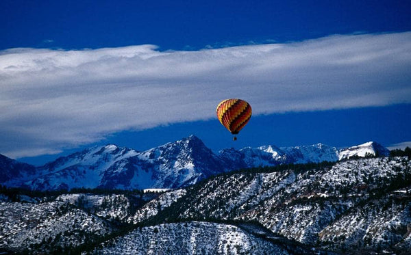 Aspen, Colorado  hot air balloon rides