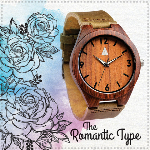 shop the all rosewood watch treehutco holiday gift guide for him - the romance lover