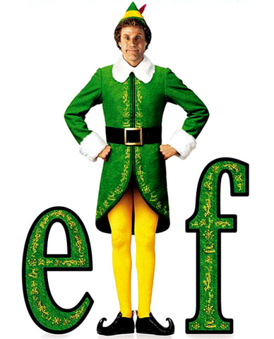 elf on treehut co blog post for holiday movies for a cozy night in tree hut co wooden watch company handmade in san francisco california