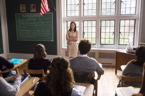 Scene of Rory Gilmore (Alexis Bledel) in Gilmore Girls: A Day in the Life Revival