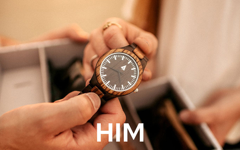 Gift guide for him - Watches for him