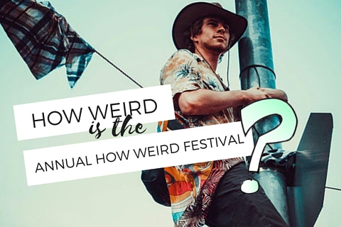 how weird street fair