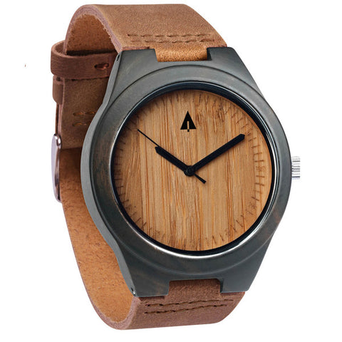 Ebony Boyd Wooden Watch | Treehut