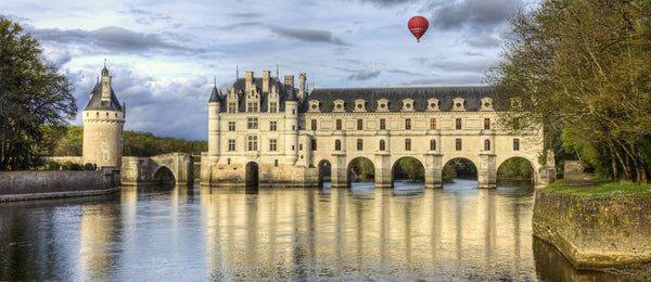 Loire Valley, France hot air balloon rides