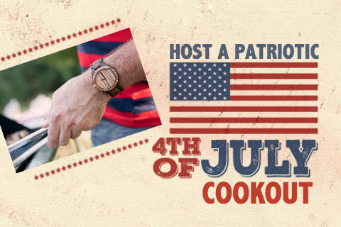 How to Host the Most Patriotic 4th of July Cookout | Decoration