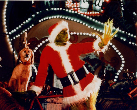 15 Famous Dog & Human Duos in Pop Culture: Max and the Grinch in The Grinch Who Stole Christmas