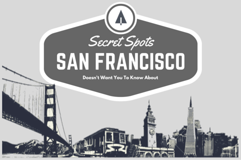 secret spots around san francisco
