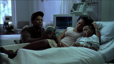 advice from movie dads, john q