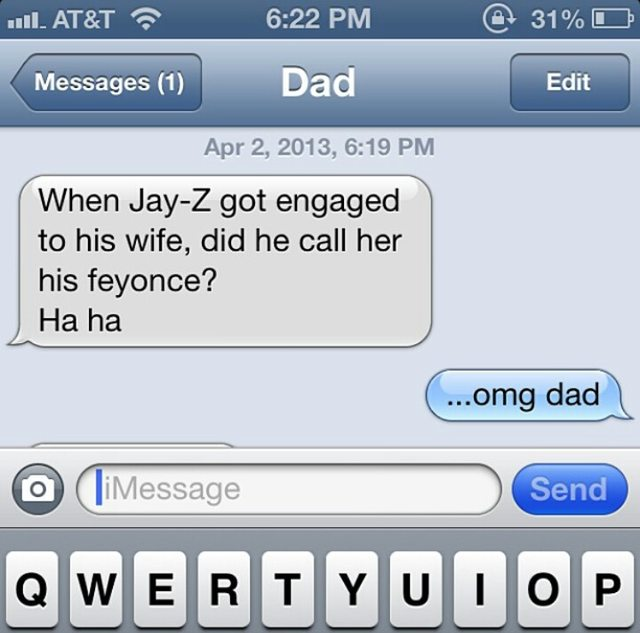 50 Bad Dad Jokes that'll Make You Cringe | Tree Hut Wooden Watches
