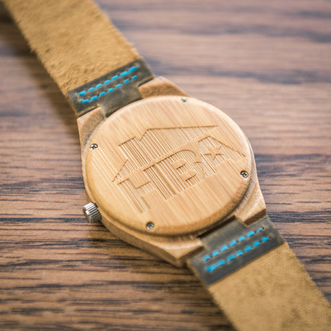 Corporate Gifts Treehut Wooden Watches