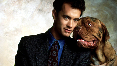 15 Famous Dog & Human Duos in Pop Culture: Hooch and Turner