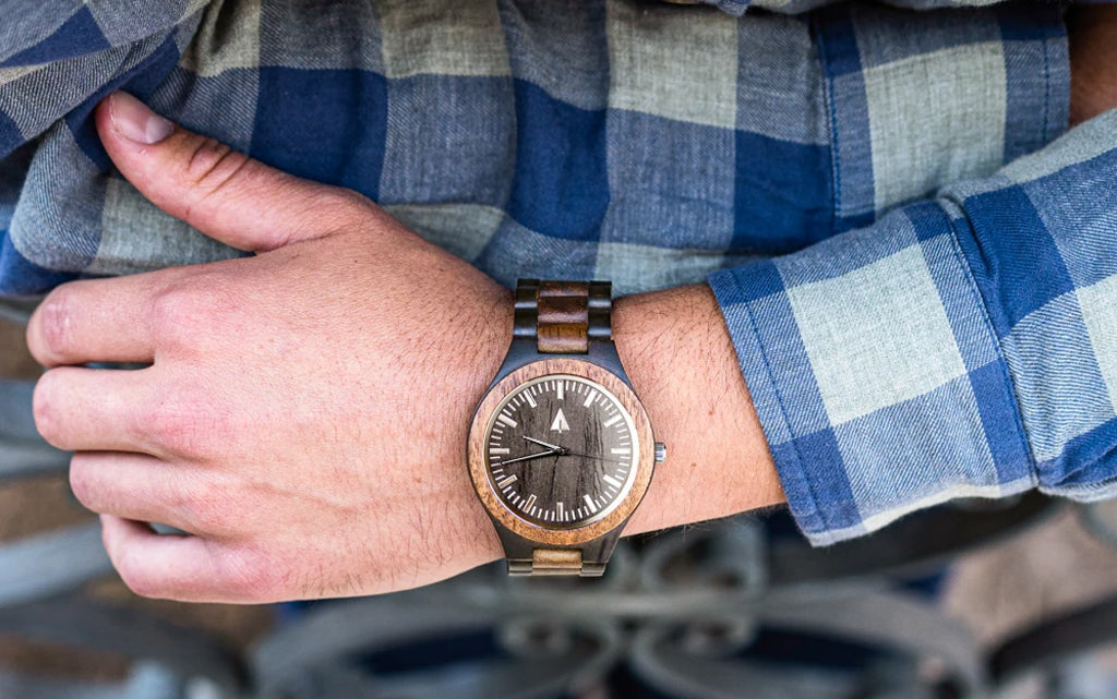 Best Wood Band Watches For Dad