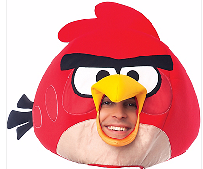 angry bird guys costume