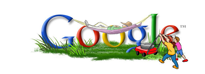 Father's Day North America 2004 Google Doodle