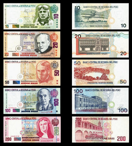 Peruvian Money