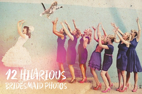 Hilarious Bridesmaids Photos