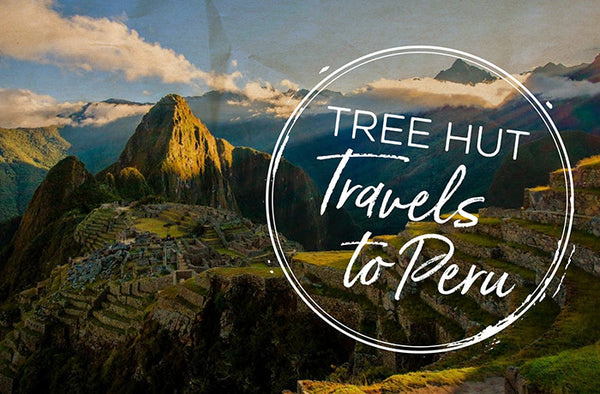 Treehut travels to Peru