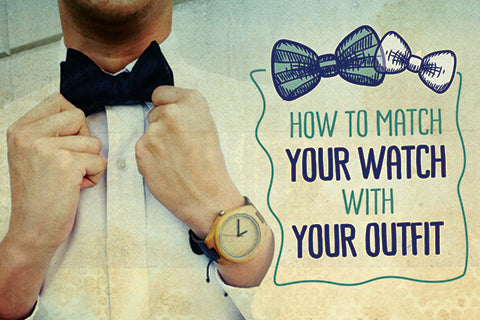A Guide to Matching Your Watch with Your Outfit