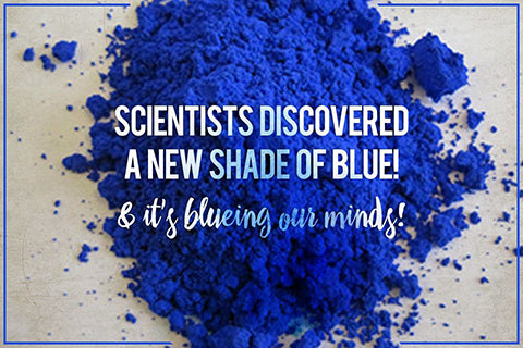 Scientists Discovered a New Shade of Blue & It's Blueing Our Minds!