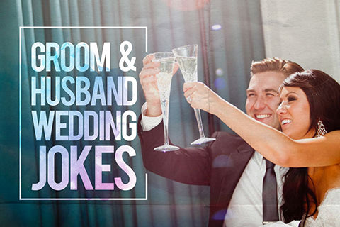 groom jokes, husband jokes