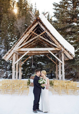dutton hot springs, colorado wedding venue