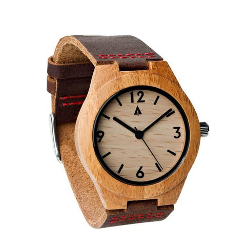 Tree hut wooden watch Classic