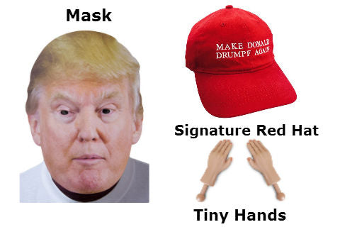 Donald Drumpf Costume