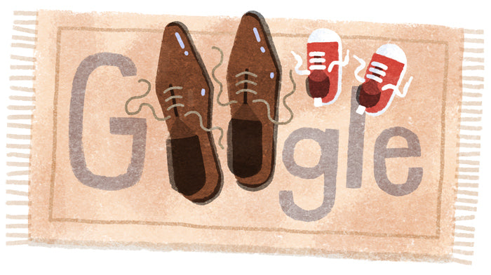 Father's Day Worldwide 2016 Google Doodle