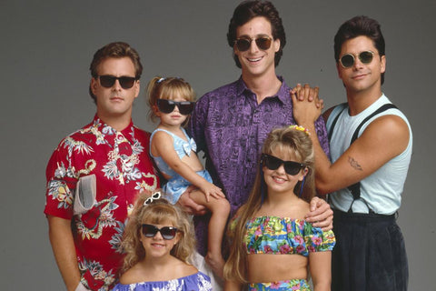 Full House Beginning Cast
