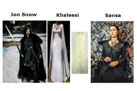 game of thrones costumes from etsy