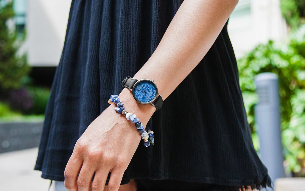 Element Collection - Marble Watch For Women
