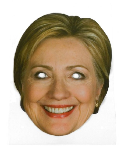 hilary clinton costume